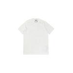 FEDELI(フェデーリ) Crew Neck T-shirt (クルーネック Tシャツ) ギザコットン Tシャツ WHITE (ホワイト・41) made in italy (イタリア製) 2020 春夏 【ご予約開始】のイメージ