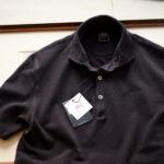 FEDELI(フェデーリ) Piquet Polo Shirt (ピケ ポロシャツ) カノコ ポロシャツ NAVY (ネイビー・626) made in italy (イタリア製)2020 春夏 【ご予約受付中】のイメージ