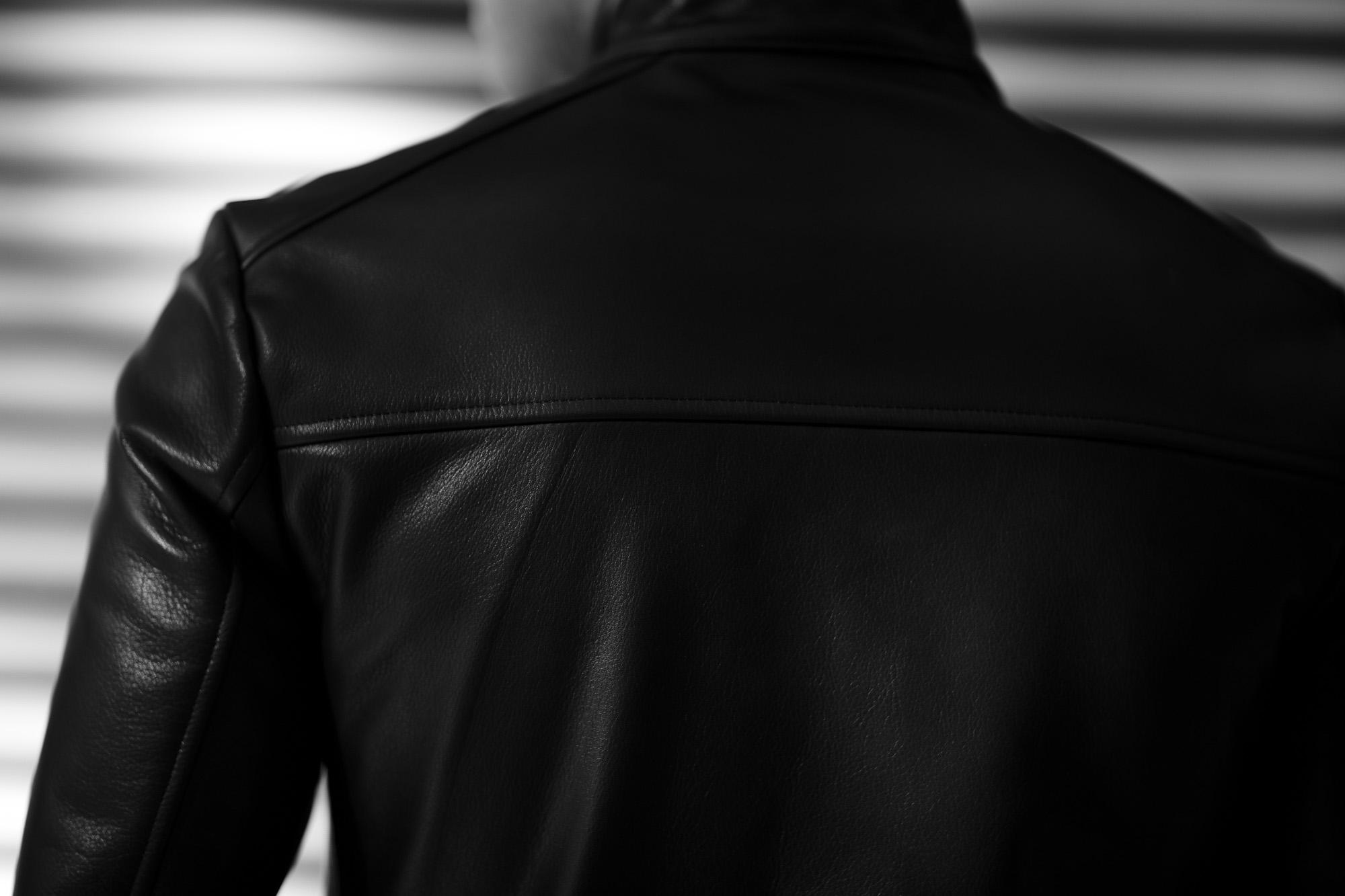 FIXER(フィクサー) F1(エフワン) DOUBLE RIDERS Cow Leather ダブルライダース ジャケット BLACK(ブラック) 【ご予約開始】【2019.11.22(Fri)~2019.11.30(Sat)】 愛知 名古屋 altoediritto アルトエデリット レザージャケット