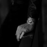 Georges de Patricia(ジョルジュ ド パトリシア) Ghost (ゴースト) 18K GOLD(18K ゴールド) 925 STERLING SILVER (925 スターリングシルバー) WHITE DIAMOND(ホワイトダイヤモンド) ダブル バングル  2020のイメージ