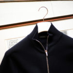 "MANRICO CASHMERE ""Super Cashmere"" Zip Up Cardigan M040 0003 2020AWのイメージ"