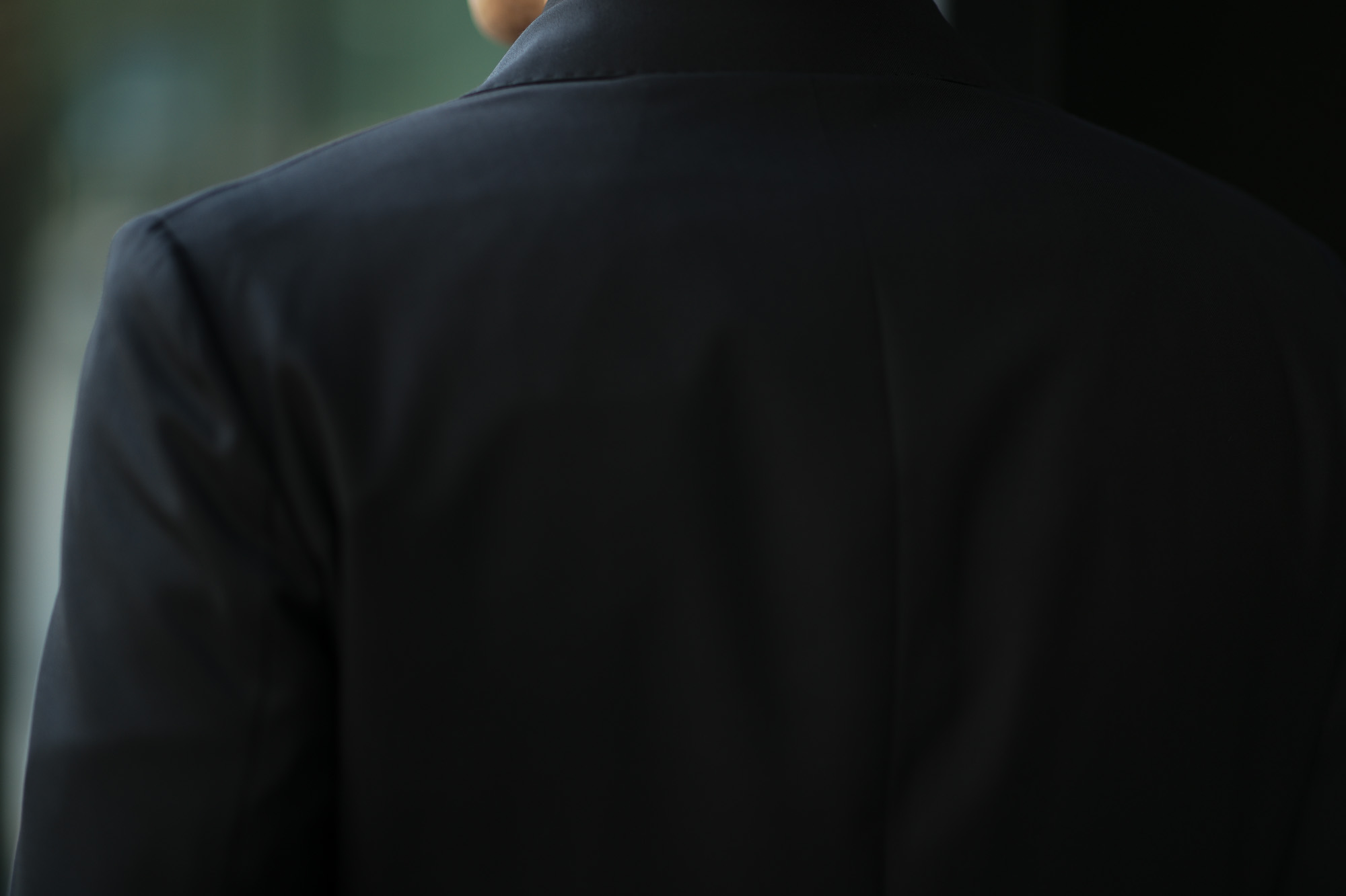 cuervo bopoha(クエルボ ヴァローナ) Sartoria Collection (サルトリア コレクション) Rooster (ルースター) Ermenegildo Zegna エルメネジルド・ゼニア 15 Milmil 15 15ミルミル15 スーツ BLACK (ブラック) MADE IN JAPAN (日本製) 2019.2020 【ご予約受付中】 愛知 名古屋 altoediritto アルトエデリット オーダースーツ ゼニアスーツ