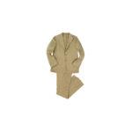 De Petrillo (デ ペトリロ) NUVOLA (ヌーボラ) ストレッチ コットン スーツ  BEIGE (ベージュ・423) Made in italy (イタリア製) 2020 春夏 【ご予約開始】のイメージ