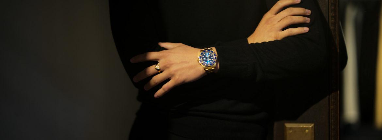 FIXER(フィクサー) ILLUMINATI EYES RING WHITE DIAMOND 18K GOLD SP イルミナティ アイズリング ホワイトダイヤモンド   GOLD SP(ゴールド SP) 2020のイメージ