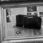 Georges de Patricia(ジョルジュ ド パトリシア) Phantom Crocodile Long (ファントム クロコダイル ロング) 925 STERLING SILVER (925 スターリングシルバー) Niloticus Crocodile ニロティカス クロコダイル エキゾチックレザー ロング ウォレット NOIR (ブラック) 2020のイメージ