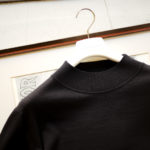 "MANRICO CASHMERE ""Silk Cashmere Wool"" Mock Neck Sweater M050 0006 2020AWのイメージ"