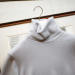 "MANRICO CASHMERE ""Super Cashmere"" Turtle Neck Sweater M040 0002 2020AWのイメージ"