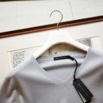 "MANRICO CASHMERE ""Super Cashmere"" V Neck Sweater M040 0001 2020AWのイメージ"