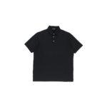 ZANONE(ザノーネ) Polo Shirt ice cotton アイスコットン ポロシャツ BLACK (ブラック・Z0015) made in italy (イタリア製) 2021 春夏新作 【入荷しました】【フリー分発売開始】のイメージ