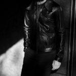 cuervo bopoha (クエルボ ヴァローナ) Satisfaction Leather Collection (サティスファクション レザー コレクション) East West(イーストウエスト) WINCHESTER(ウィンチェスター) BUFFALO LEATHER (バッファロー レザー) レザージャケット BLACK(ブラック) MADE IN JAPAN (日本製) 2020 愛知 名古屋 altoediritto アルトエデリット ヴィンテージレザー