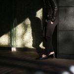 cuervo bopoha (クエルボ ヴァローナ) Sartoria Collection (サルトリア コレクション) Brad (ブラッド) WASHABLE 2WAY SUPER COMFORT NYLON ウォッシャブル ストレッチ ナイロン スラックス BLACK (ブラック) MADE IN JAPAN (日本製) 2020 春夏 【ご予約受付中】 愛知 名古屋 altoediritto アルトエデリット