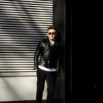 FIXER(フィクサー) F1(エフワン) DOUBLE RIDERS Cow Leather ダブルライダース ジャケット BLACK(ブラック) 【ご予約開始します】【2020.1.25(Sat)~2020.2.09(Sun)】愛知 名古屋 altoediritto アルトエデリット