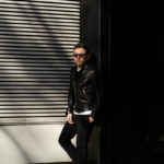 FIXER(フィクサー) F1(エフワン) DOUBLE RIDERS Cow Leather ダブルライダース ジャケット BLACK(ブラック) 【ご予約開始します】【2020.1.25(Sat)~2020.2.09(Sun)】 愛知 名古屋 altoediritto アルトエデリット