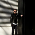FIXER(フィクサー) F1(エフワン) DOUBLE RIDERS Cow Leather ダブルライダース ジャケット BLACK(ブラック) 【ご予約受付中】【2020.1.25(Sat)~2020.2.09(Sun)】愛知 名古屋 altoediritto アルトエデリット