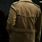 GRENFELL /// 273-21110 Ken2Long CORDUROY TRENCH COAT BEIGE・33 , DARK BROWN・38 2020 AW 【ご予約受付中】のイメージ