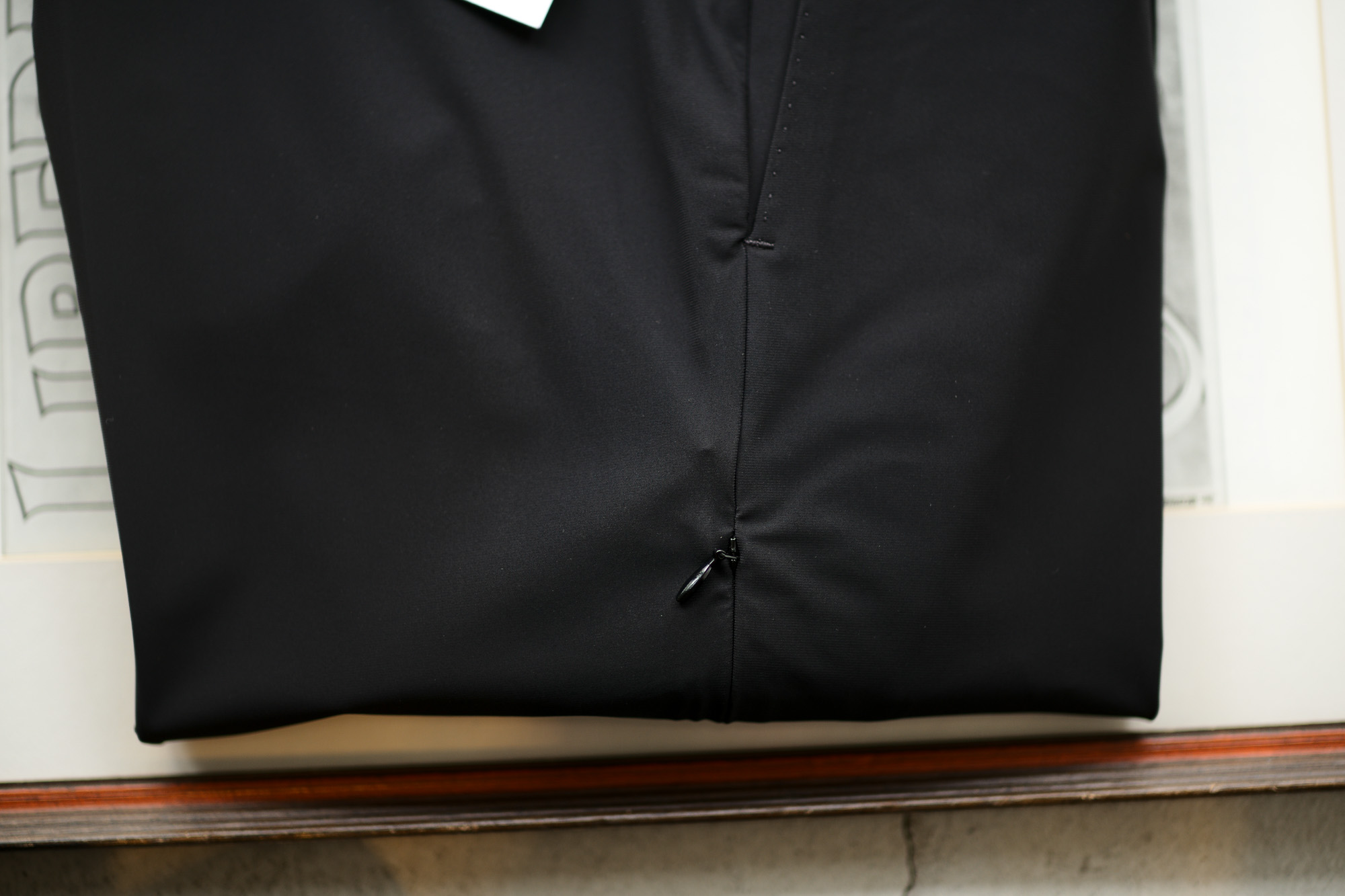 PT TORINO(ピーティートリノ) Active (アクティブ) KULT BETA ストレッチ ウォッシャブル ナイロン ワンプリーツ スラックス BLACK (ブラック・0990) 2020 春夏新作 pttorino 愛知 名古屋 altoediritto アルトエデリット