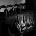 ACATE(アカーテ)OSTRO-M(オストロ-M) Montblanc leather(モンブランレザー) トートバック レザーバック NERO(ネロ) MADE IN ITALY(イタリア製) 2020 春夏新作【第1便第2便入荷しました】【フリー分発売開始】のイメージ