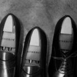 AUBERCY Bootmaker in Paris-1935 【2020AW COLLECTION】 オーベルシー 愛知 名古屋 altoediritto アルトエデリット ドレスシューズ ローファー Aubercy Paris 1935 LUPIN ルパン 3565 VITELLO NERO ブラック コインローファー SWANN スワン 5192 VITELLO NERO ブラック ストレートチップ NEIL ニール 762 VITELLO NERO ブラック ダブルストラップシューズ DARCY LARRY WALLACE ANDRE NEAL FERRANTE SPEEKE