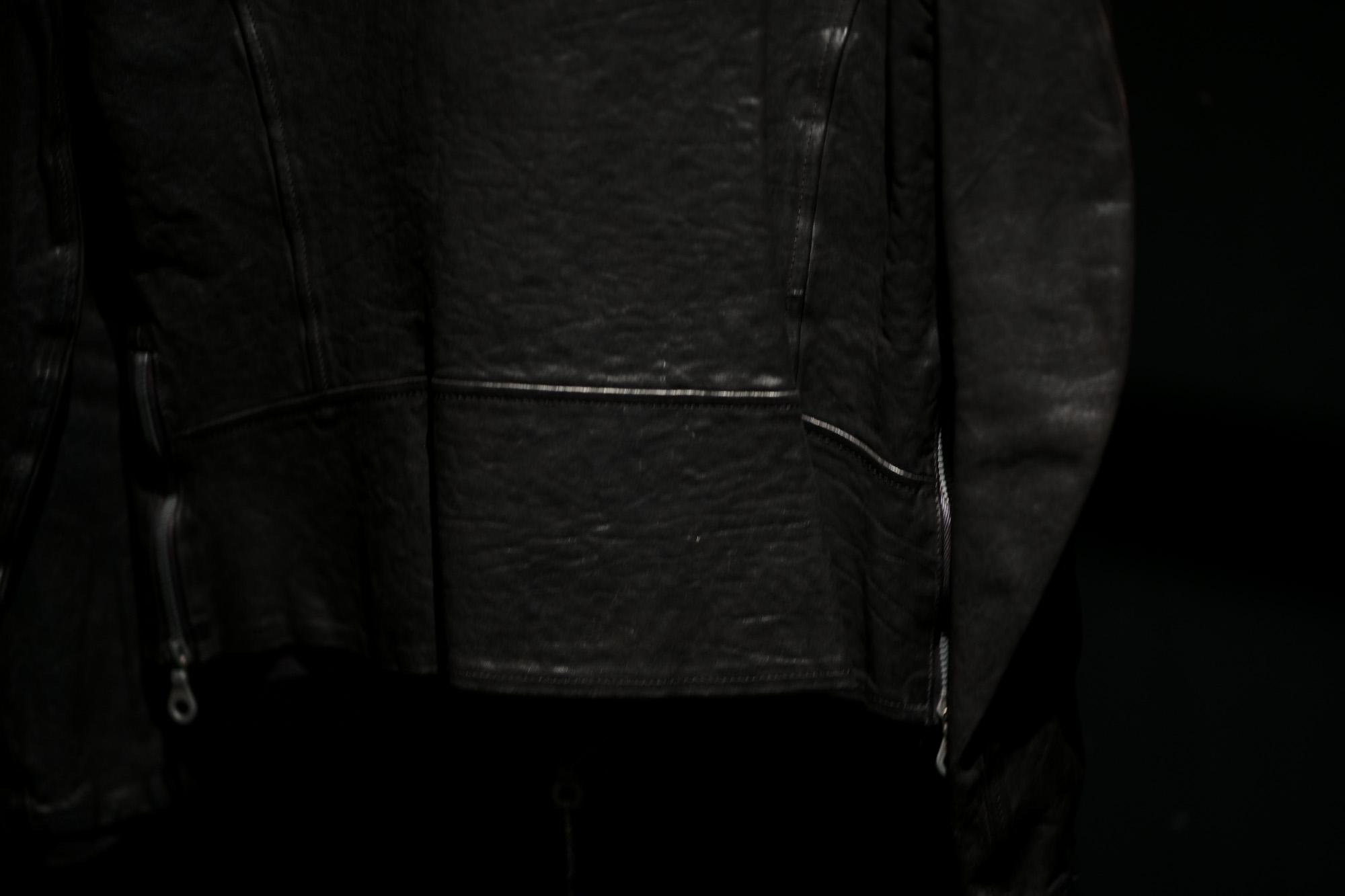 BACKLASH / バックラッシュ (2020秋冬 展示会) 愛知 名古屋 altoediritto アルトエデリット レザージャケット シングルライダース ダブルライダース isamukatayama 片山勇 THE LINE ザライン