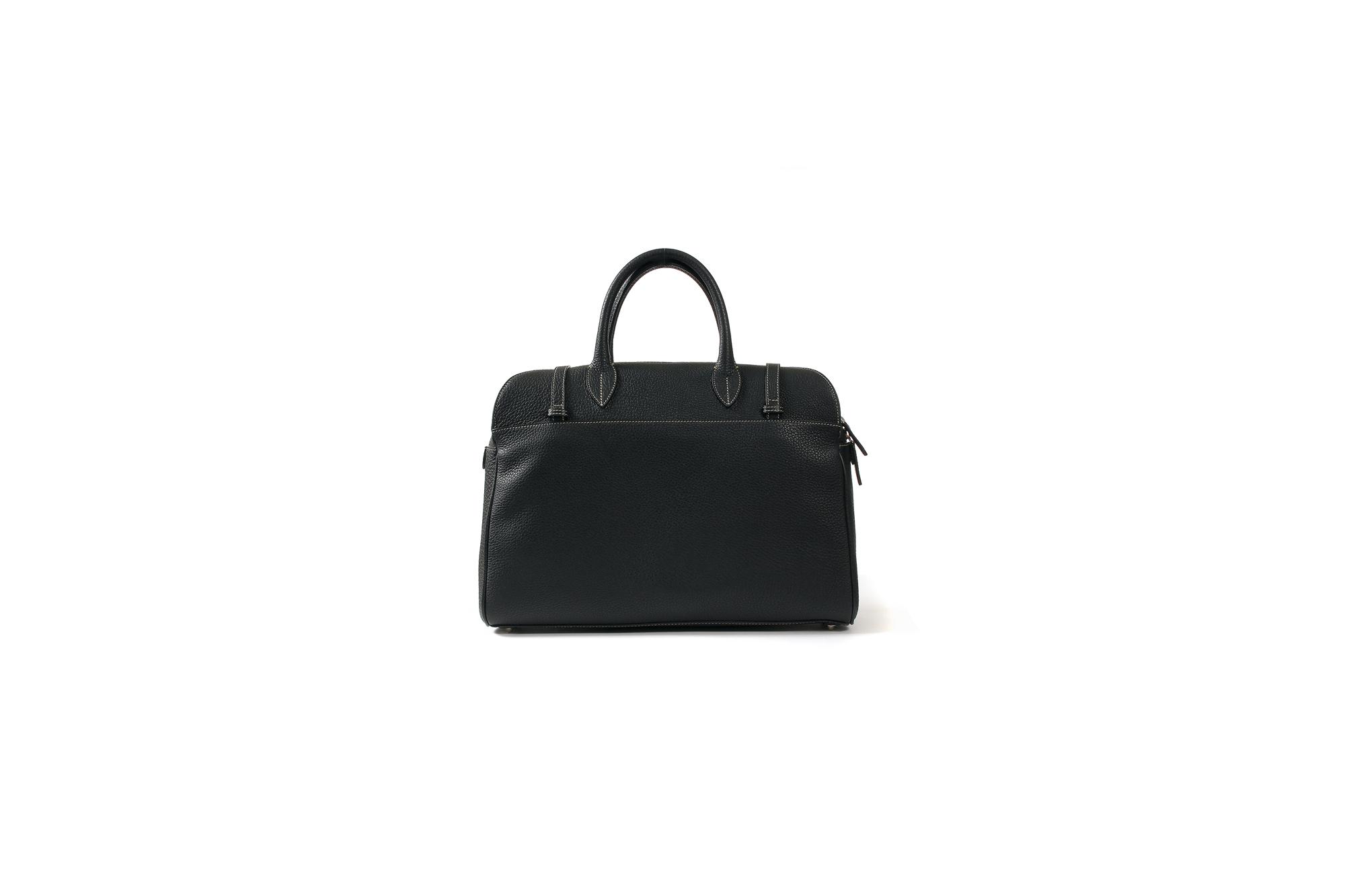 ACATE (アカーテ) AUSTRU (アウストル) Montblanc leather (モンブランレザー) ボストンバッグ NERO (ネロ) MADE IN ITALY (イタリア製) 2020 春夏新作  愛知 名古屋 altoediritto アルトエデリット