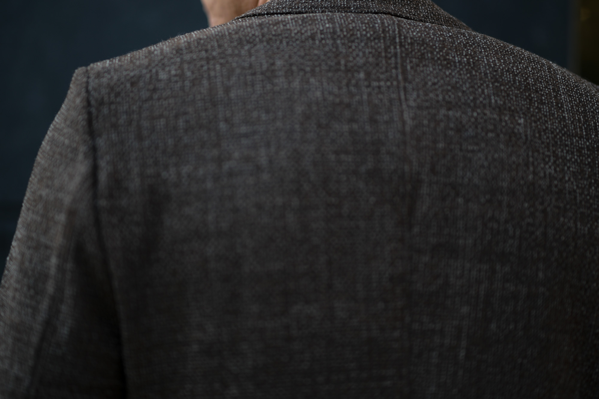 BELVEST (ベルベスト) CAPSULE SINGLE BREASTE JACKET 2PATCH WOOL SLAB COMFORT ストレッチ サマーウールスラブ ジャケットBROWN (ブラウン) Made in italy (イタリア製) 2020 春夏新作 愛知 名古屋 altoediritto アルトエデリット