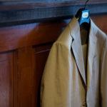De Petrillo (デ ペトリロ) NUVOLA (ヌーボラ) ストレッチ コットン スーツ  BEIGE (ベージュ・423) Made in italy (イタリア製) 2020 春夏新作 【入荷しました】【フリー分発売開始】のイメージ