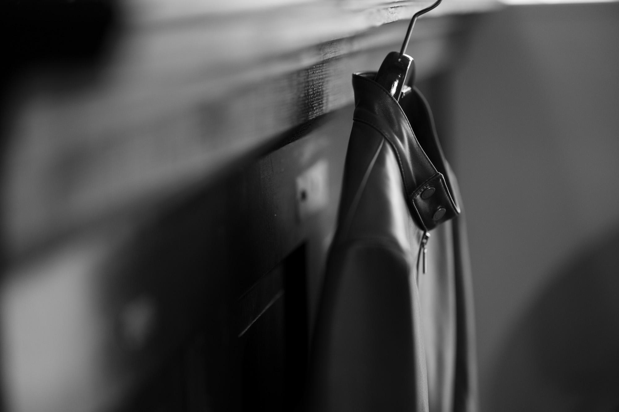 Georges de Patricia (ジョルジュ ド パトリシア) Carrera (カレラ) 925 STERLING SILVER (925 スターリングシルバー) Super Soft Lambskin Leather (スーパー ソフト ラムスキン レザー) シングルライダースジャケット ORANGE (オレンジ) 2020 愛知 名古屋 altoediritto アルトエデリット ジョルジュドパトリシア