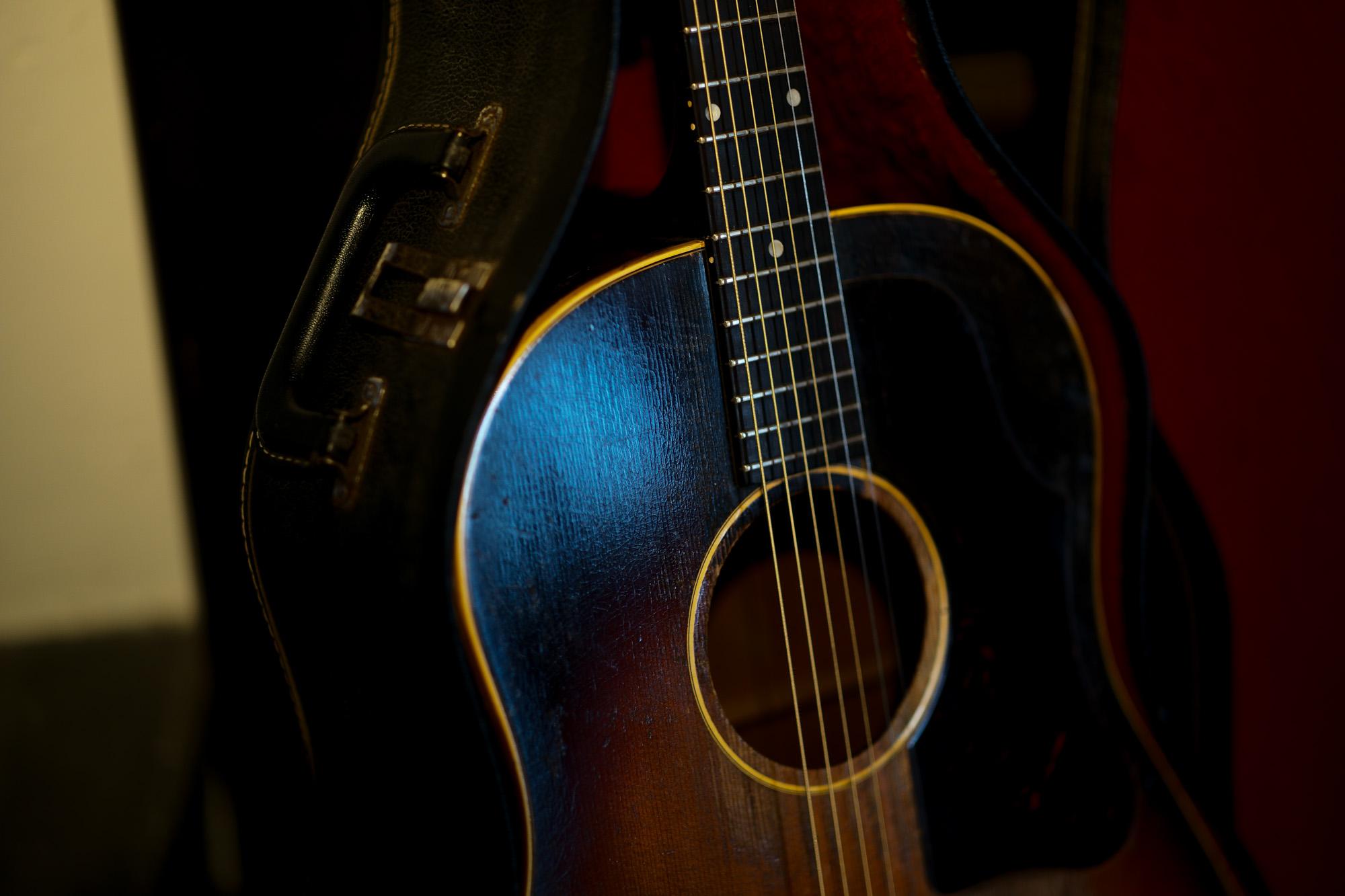 Gibson J-45 Adj.1959年製 ギブソン ヴィンテージギター ビンテージギター MADE IN USA アメリカ製 ギター guitar アコギ アコースティックギター 愛知 名古屋 altoediritto アルトエデリット レア物