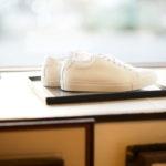 NATIONAL STANDARD (ナショナルスタンダード) EDITION 3 WHITE MONOCHROME レザースニーカー WHITE (ホワイト・000) 2020 春夏新作  【入荷しました】【フリー分発売開始】のイメージ