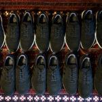 WH (ダブルエイチ) WH-0111S Faster Last(ファスターラスト) Suede Leather スエードレザー スニーカー BLACK×WHITE (ブラック×ホワイト) MADE IN JAPAN (日本製) 2020春夏新作【Alto e Diritto 別注】【限定スエードモデル】【入荷しました】【フリー分発売開始】のイメージ