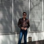 AVINO Laboratorio Napoletano(アヴィーノ・ラボラトリオ・ナポレターノ) Linen Dress Shirts (リネン ドレス シャツ) リネン100% ワイドカラー シャツ BROWN (ブラウン) made in italy (イタリア製) 2020 春夏新作 【入荷しました】【フリー分発売開始】のイメージ
