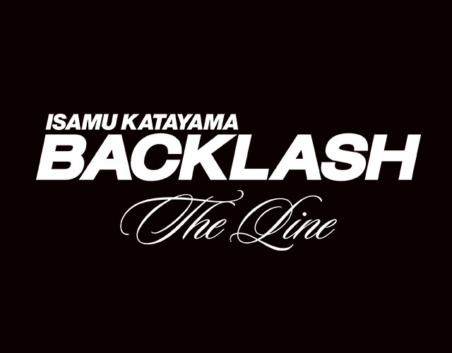 BACKLASH The Line / バックラッシュ ザ・ラインのブランド画像