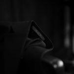 cuervo bopoha(クエルボ ヴァローナ) Sartoria Collection (サルトリア コレクション) Lobb (ロブ) Dominique France ドミニック フランス 3B ジャケット BLACK (ブラック) MADE IN JAPAN (日本製) 2020 【Special Special Special Model】ドミニックフランス ドミニクフランス ジャケット 超絶ブランド ドミニクフランス ネクタイ 高級 フランス 愛知 名古屋 altoediritto アルトエデリット
