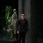 cuervo bopoha (クエルボ ヴァローナ) Satisfaction Leather Collection (サティスファクション レザー コレクション) East West (イーストウエスト) WINCHESTER (ウィンチェスター) BUFFALO LEATHER (バッファロー レザー) レザージャケット BLACK (ブラック) MADE IN JAPAN (日本製) 2020 春夏新作のイメージ