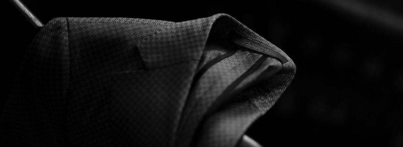 cuervo bopoha(クエルボ ヴァローナ) Sartoria Collection (サルトリア コレクション) Lobb (ロブ) Dominique France ドミニック フランス 3B ジャケット GRAY (グレー) MADE IN JAPAN (日本製) 2020 【Special Special Special Model】のイメージ