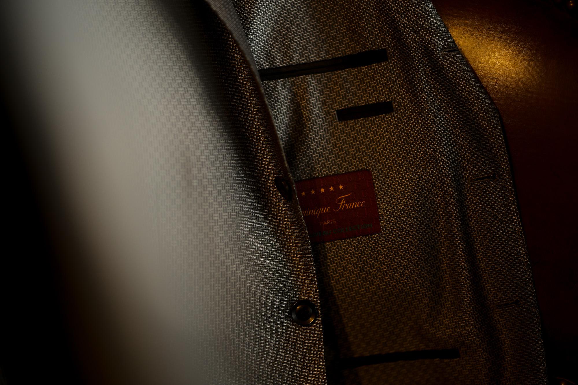 """cuervo bopoha (クエルボ ヴァローナ) Sartoria Collection (サルトリア コレクション) Lobb (ロブ) Dominique France (ドミニック フランス) LORRAINE NANCY III (ロレーヌナンシー トロワ) EXCELLENT WOOL × SILK ウールシルク サマージャケット GRAY (グレー) MADE IN JAPAN (日本製) 2020 【Special Special Special Model】ドミニックフランス ドミニクフランス ジャケット 超絶ブランド ドミニクフランス ネクタイ 高級 フランス 愛知 名古屋 altoediritto アルトエデリット"""" width=""""2000"""