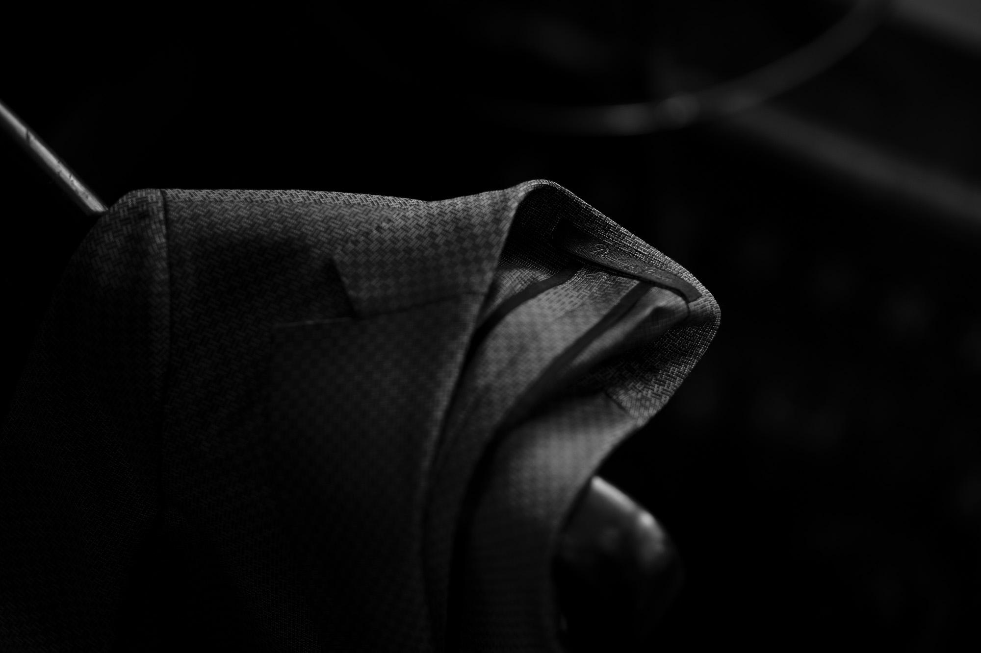 cuervo bopoha(クエルボ ヴァローナ) Sartoria Collection (サルトリア コレクション) Lobb (ロブ) Dominique France ドミニック フランス 3B ジャケット GRAY (グレー) MADE IN JAPAN (日本製) 2020 【Special Model】  ドミニックフランス ドミニクフランス ジャケット 超絶ブランド ドミニクフランス ネクタイ 高級 フランス 愛知 名古屋 altoediritto アルトエデリット
