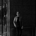 cuervo bopoha (クエルボ ヴァローナ) Sartoria Collection (サルトリア コレクション) Lobb (ロブ) Dominique France (ドミニック フランス) LORRAINE NANCY III (ロレーヌナンシー トロワ) EXCELLENT WOOL × SILK ウールシルク サマージャケット GRAY (グレー) MADE IN JAPAN (日本製) 2020 【Special Special Special Model】のイメージ