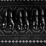 ENZO BONAFE (エンツォボナフェ) ART.3998 mod Straight Tip Shoes Du Puy Vitello デュプイ社ボックスカーフ ストレートチップシューズ NERO (ブラック) made in italy (イタリア製) 2020 春夏新作 【Special Model】【Alto e Diritto 別注】【入荷しました】【フリー分発売開始】のイメージ