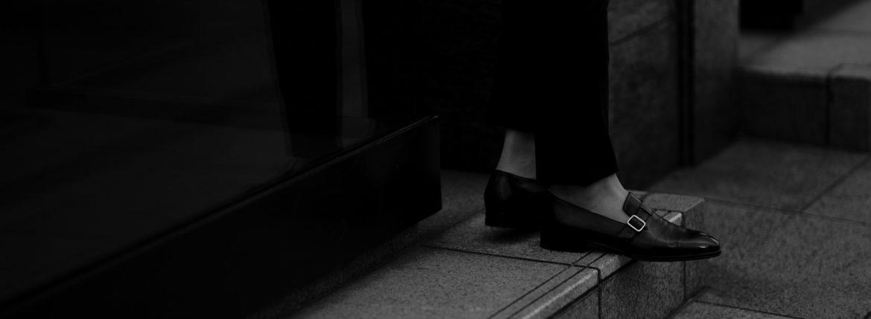 ENZO BONAFE(エンツォボナフェ) ART. EB-44 SLIP ON スリッポン LAMA ラマレザー ドレスシューズ スリッポン NERO(ブラック) made in italy (イタリア製) 2020 春夏新作 enzobonafe altoediritto アルトエデリット ローファー 4,4.5,5,5.5,6,6.5,7,7.5,8,8.5,9,9.5