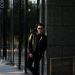 FIXER(フィクサー) F1(エフワン) DOUBLE RIDERS Cow Leather ダブルライダース ジャケット BLACK(ブラック) 【ご予約受付中】【2020.4.19(Sun)~2020.5.10(Sun)】のイメージ