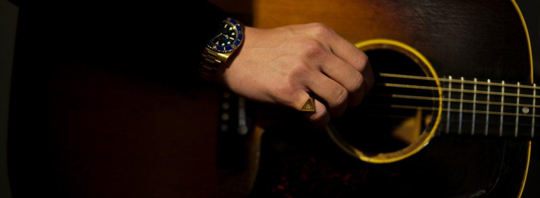 FIXER(フィクサー) ILLUMINATI EYES RING 18K GOLD イルミナティ アイズリング GOLD(ゴールド) 【ご予約受付中】【2020.4.11(Sat)~2020.5.03(Sun)】のイメージ