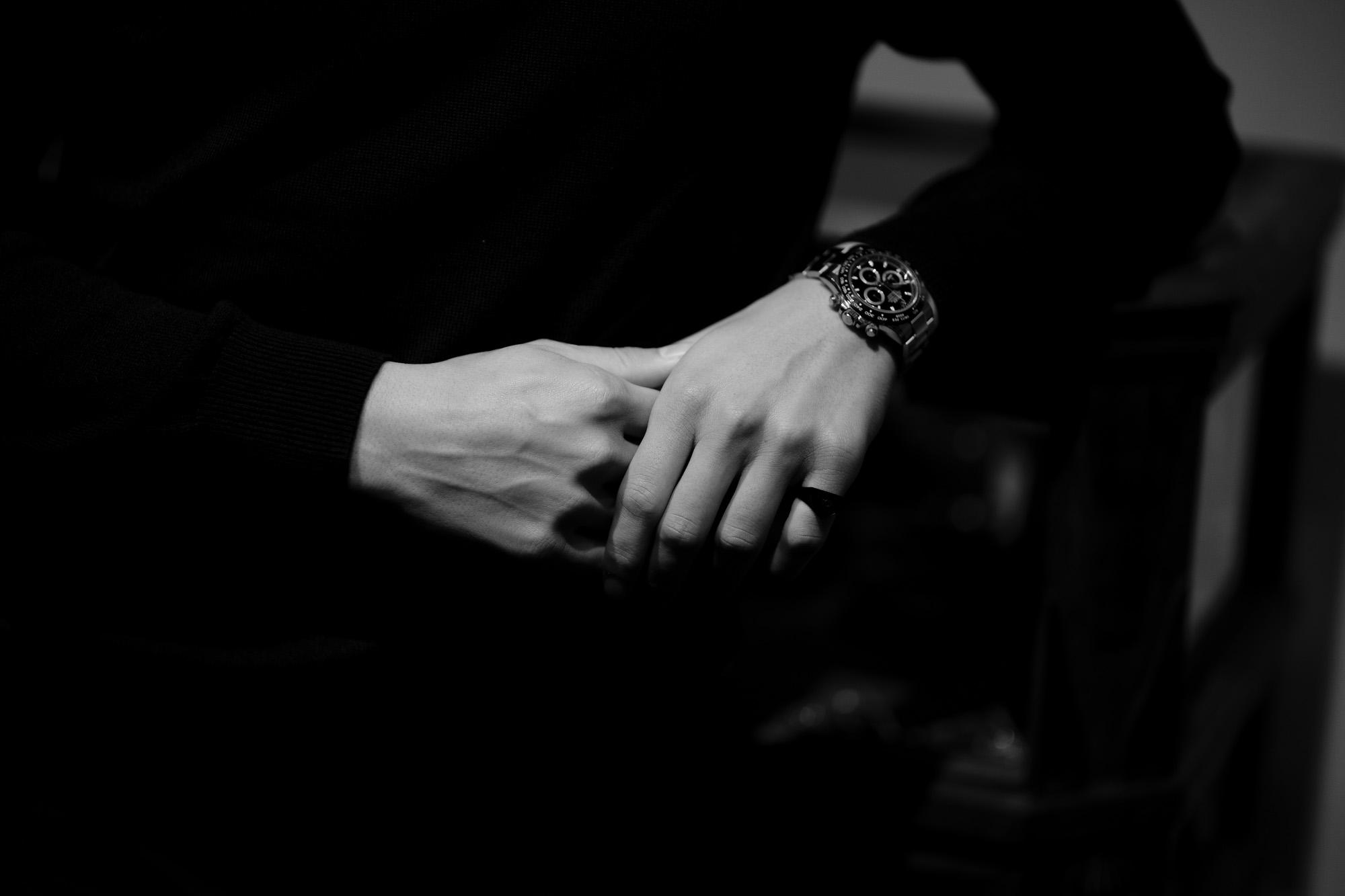 FIXER(フィクサー) ILLUMINATI EYES RING BLACK RHODIUM(ブラック ロジウム) イルミナティ アイズリング BLACK(ブラック) 2020 【ご予約開始】【2020.4.11(Sat)~2020.5.03(Sun)】愛知 名古屋 altoediritto アルトエデリット スペシャルリング
