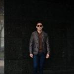 MOORER(ムーレー) GHIBERTI-KM1 (ギベルティ) ナイロン シングル ジャケット MARMOTTA (ブラウン) Made in italy (イタリア製) 2020 春夏新作のイメージ