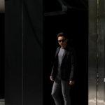 MOORER(ムーレー) GHIBERTI-KM1 (ギベルティ) ナイロン シングル ジャケット NERO (ブラック) Made in italy (イタリア製) 2020 春夏新作のイメージ