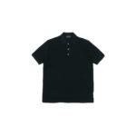 ZANONE(ザノーネ) Pique Polo Shirt ice cotton アイスコットン ピケポロシャツ BLACK (ブラック・Z0015) made in italy (イタリア製) 2020 春夏新作 【入荷しました】【フリー分発売開始】のイメージ