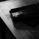 ISAMU KATAYAMA BACKLASH // French Deerskin Stretch Leather Pants BLACK 2020AWのイメージ