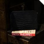 Cisei × 山本製鞄 (シセイ × 山本製鞄) Crocodile Document Case Large (クロコダイル ドキュメントケース ラージ) Nile Crocodile Leather (ワニ革) ナイル クロコダイル クラッチバッグ BLACK(ブラック),NAVY(ネイビー),BROWN(ブラウン)  Made in Japan (日本製) 2020 秋冬 【ご予約受付中】のイメージ
