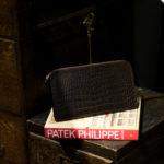 Cisei × 山本製鞄 (シセイ × 山本製鞄) Crocodile Document Case Small (クロコダイル ドキュメントケース スモール) Nile Crocodile Leather (ワニ革) ナイル クロコダイル クラッチバッグ BLACK(ブラック),NAVY(ネイビー),BROWN(ブラウン)  Made in Japan (日本製) 2020 秋冬 【ご予約受付中】のイメージ