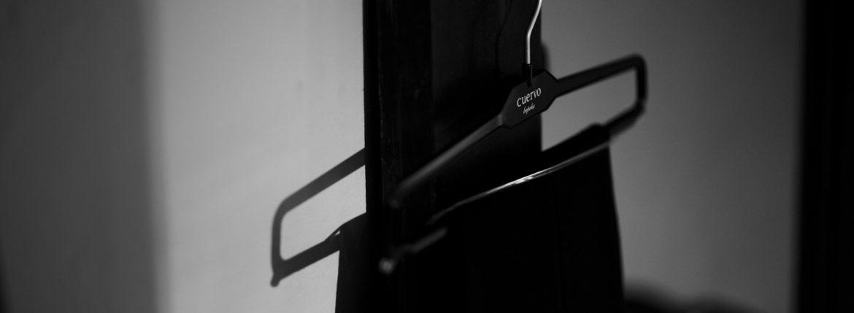 cuervo bopoha (クエルボ ヴァローナ) Sartoria Collection (サルトリア コレクション) Brad (ブラッド) 2WAY SUPER COMFORT JERSEY ストレッチ ジャージ スラックス BLACK (ブラック) MADE IN JAPAN (日本製) 2020 秋冬のイメージ